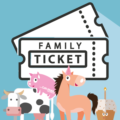 Family of 4 Ticket