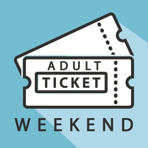 Weekend & Non Term Time Adult