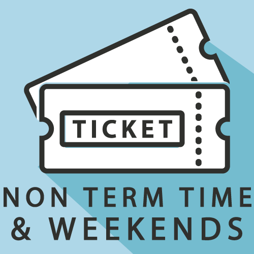 Non Term Time and Weekends
